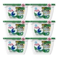 【ケース販売】P&G アリエール リビングドライジェルボール 3D 本体18個×6