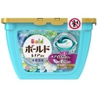 P&G ボールド 洗濯洗剤 ジェルボール3D 爽やかプレミアムクリーンの香り 本体 18個