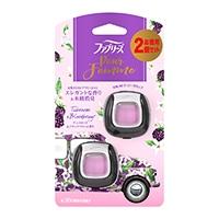 ファブリーズ 芳香剤 車用 イージークリップ プール・ファム チュベローズ&ブラックベリーの香り 2mLx2