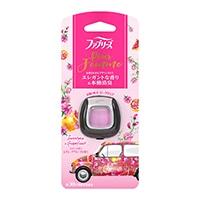 ファブリーズ 芳香剤 車用 イージークリップ プール・ファム スイートピー&グレープフルーツの香り 2mL