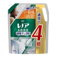 P&G レノア 本格消臭 部屋干しDX 詰替 ウルトラジャンボ 1.72L