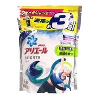 P&G アリエールジェルボール3D プラチナスポーツ つめかえ用 40個入り