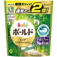 【数量限定】P&G ボールドジェルボール ユニセックス ピュアクリーンの香り 詰替 特大 30個