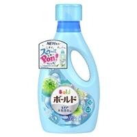 P&G ボールド 洗濯洗剤 液体 フレッシュピュアクリーンの香り 本体 850g