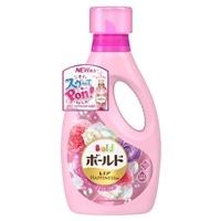 P&G ボールド 洗濯洗剤 液体 アロマティックフローラル&サボンの香り 本体 850g