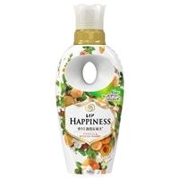 P&G レノアハピネス ナチュラルフレグランス アプコット&ホワイトフローラルの香り 本体 520ml