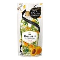 P&G レノアハピネス ナチュラルフレグランス アプコット&ホワイトフローラルの香り 詰替 400ml