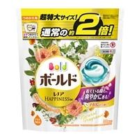 P&G ボールド 洗濯洗剤 ジェルボール3D 爽やかナチュラルフラワーの香り 詰替 超特大 30個