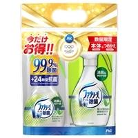 【数量限定】P&G 緑茶ファブリーズ 本体370ml+詰替320ml