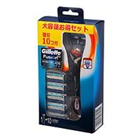 P&G ジレット プログライド マニュアル ホルダー 替刃10個付