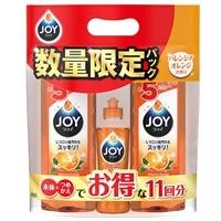 【数量限定】P&G ジョイ バレンシアオレンジの香り 本体190ml+つめかえ770ml×2本