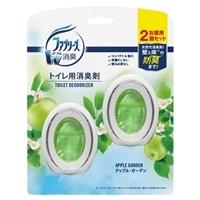 ファブリーズ Wダブル消臭 アップル・ガーデン トイレ用消臭・芳香剤 6ml×2個