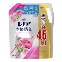 P&G レノア本格消臭 フローラルフルーティソープの香り 詰替 ウルトラジャンボ 1870ml