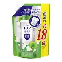 P&G レノア本格消臭 抗菌ビーズ グリーンミストの香り 詰替 760ml