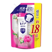 P&G レノア本格消臭 抗菌ビーズ リフレッシュフローラルの香り 詰替 760ml