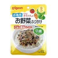 ピジョン 赤ちゃんのお野菜ふりかけ 小魚(お徳用)