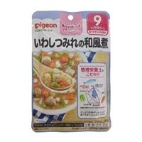 ピジョン 食育レシピ いわしつみれの和風煮 80g