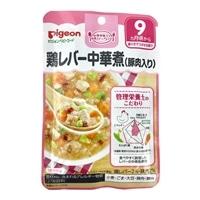 ピジョン 食育レシピ 鶏レバー中華煮 80g