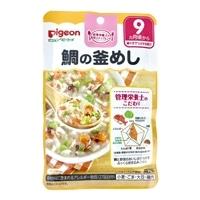 ピジョン 食育レシピ 鯛の釜めし 80g