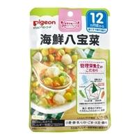 ピジョン 食育レシピ 海鮮八宝菜 80g