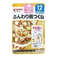ピジョン 食育レシピ ふんわり鶏つくね 80g
