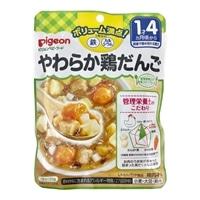 ピジョン 食育レシピ 鉄Ca やわらか鶏だんご 120g