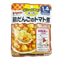 ピジョン 食育レシピ 鉄Ca 鶏だんごのトマト煮 120g