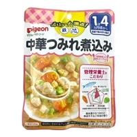 ピジョン 食育レシピ 鉄Ca 中華つみれ煮込み 120g
