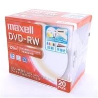 マクセル DVD DW120WPA 20S