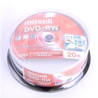 マクセル DVD DW120WPA 20SP