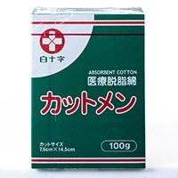 カットメン局方BOX100g