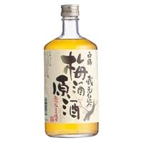 白鶴 梅酒 原酒 720ml【別送品】