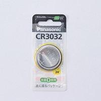 パナソニック ボタン電池CR-3032