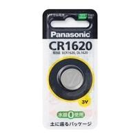 パナソニック コイン型リチウム電池CR-1620
