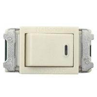 パナソニックフルカラー埋込スイッチ片切10個入/WN5001010