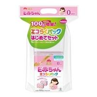 森永 E赤ちゃん エコらくパック はじめてセット 粉ミルク