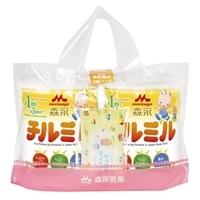 森永乳業 チルミル大缶2缶パック 820g×2缶
