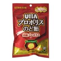 UHA味覚糖 プロポリスのど飴 52g