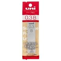 三菱 シャープ替芯ユニ0.3 B パック