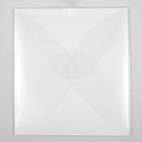 ミドリ 色紙包み透明