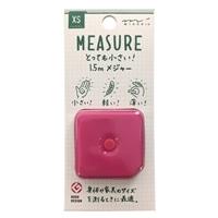 デザインフィル XS メジャー 1.5m ピンク