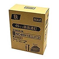 MAX 山形巻きワイヤ連結鉄釘 NC45V1ミニバコ