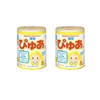 雪印 ぴゅあ 2缶パック 820g×2缶 粉ミルク