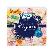 ユニ・チャーム ソフィ Kiyora フレグランス ホワイトフローラルの香り 72枚