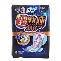 ソフィ 超熟睡ガード 330 特に多い夜用 14枚