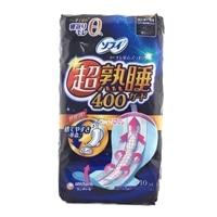 ソフィ 超熟睡ガード400 特に多い夜用 羽つき 40cm 10枚