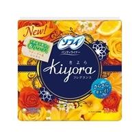 ユニ・チャーム ソフィ Kiyora フレグランス フローラルシトラスの香り 72枚