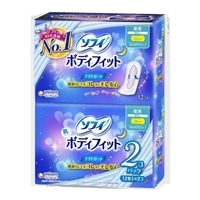 ソフィ ボディフィット ナイトガード 12枚×2個パック