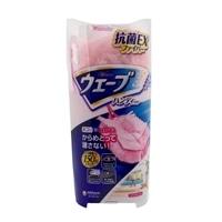 ユニ・チャーム ウェーブ ハンディワイパー 本体 ピンク
