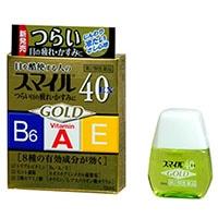 【第2類医薬品】ライオン スマイル40EX ゴールド
